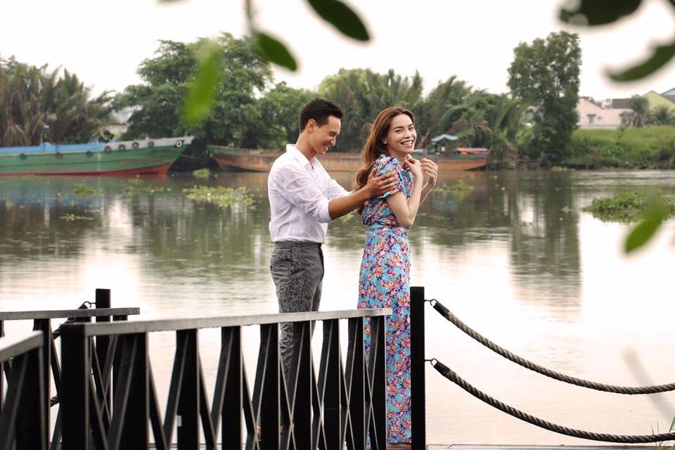 Hà Hồ chính thức lên tiếng chuyện yêu Kim Lý - hình ảnh 1