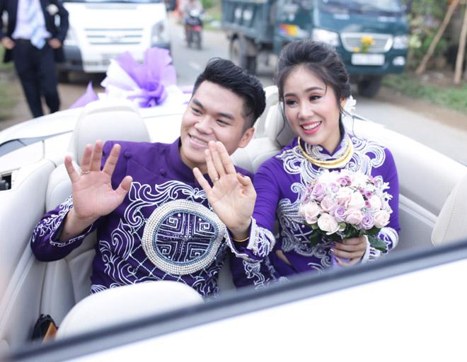Lê Phương thẹn thùng được chồng trẻ hôn tại lễ cưới - hình ảnh 10