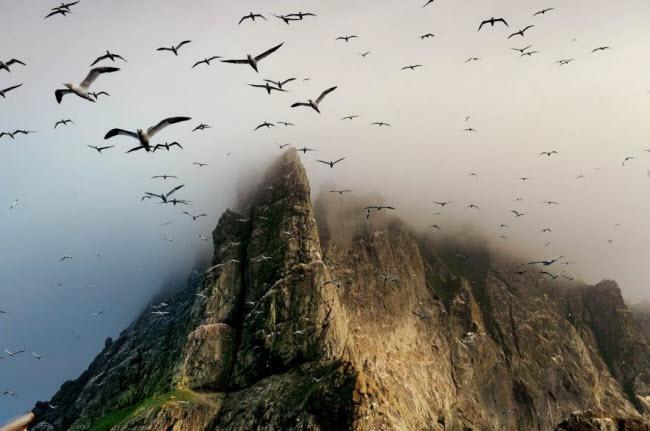 Ngắm phong cảnh thiên nhiên đẹp mê hồn khắp thế giới - hình ảnh 3