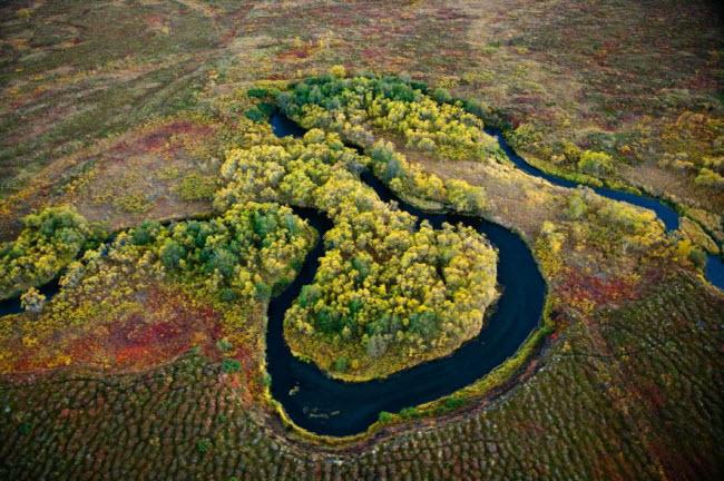 Ngắm phong cảnh thiên nhiên đẹp mê hồn khắp thế giới - hình ảnh 13