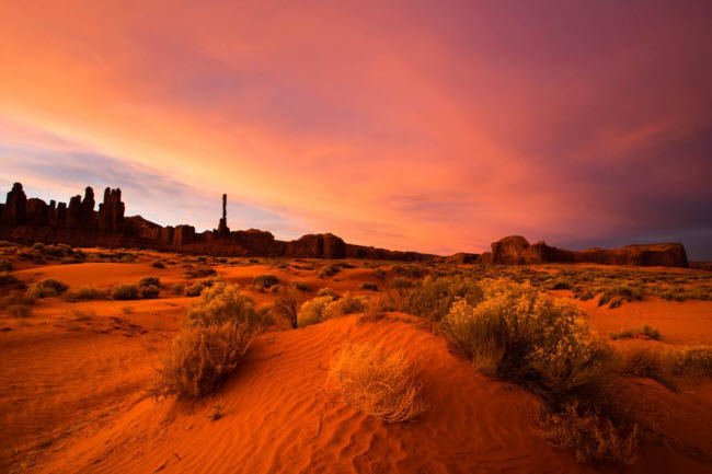 Ngắm phong cảnh thiên nhiên đẹp mê hồn khắp thế giới - hình ảnh 16