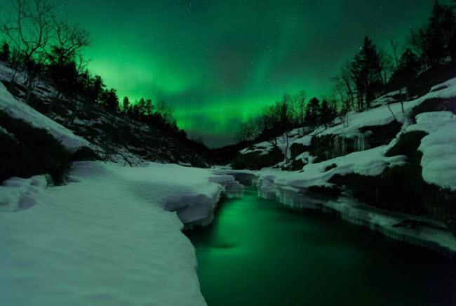 Ngắm phong cảnh thiên nhiên đẹp mê hồn khắp thế giới - hình ảnh 19