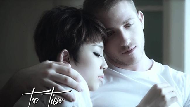 """Dàn mỹ nữ Việt """"chết đứ đừ"""" khi rơi vào vòng tay loạt trai đẹp - hình ảnh 14"""