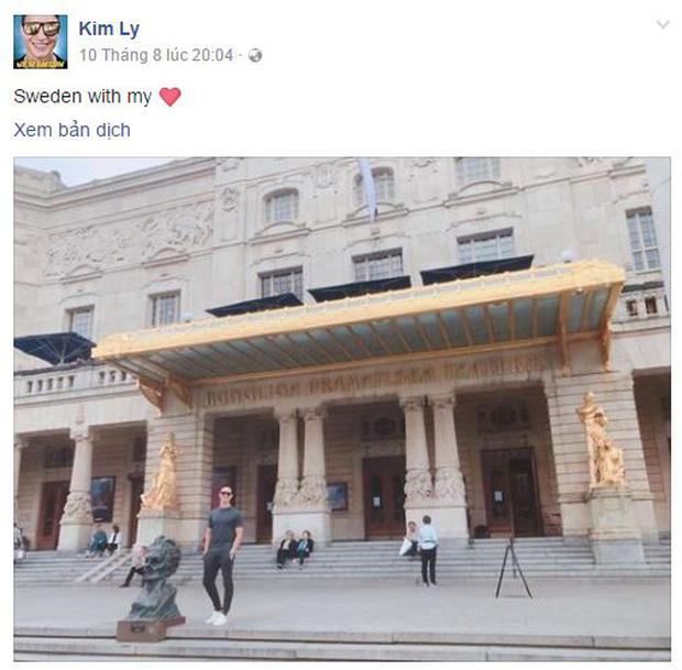 Hình ảnh tố cáo Kim Lý công khai hò hẹn với Hồ Ngọc Hà - hình ảnh 3
