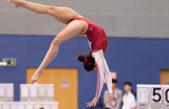 Vẻ đẹp hoàn mỹ của nữ thần thể dục đẹp nhất SEA Games - hình ảnh 3