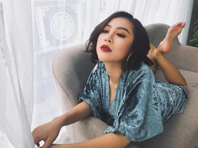 """Đẫy đà mơn mởn, hot girl Quảng Ninh vẫn bại dưới tay """"cô gái chân khoèo"""" - hình ảnh 14"""