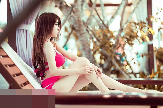 Bản sao của Elly Trần khoe vẻ nóng bỏng từng cm - hình ảnh 20