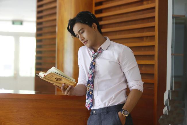 Mê mẩn vẻ điển trai của thầy giáo trong MV Hương Tràm - hình ảnh 13