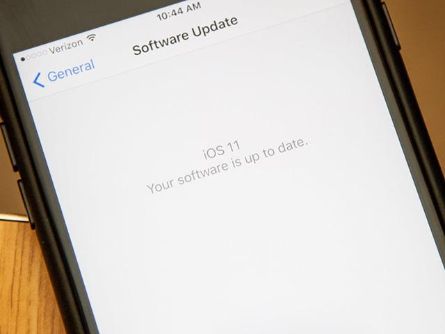 iOS 11 hiện đã có sẵn cho người dùng iPhone và iPad