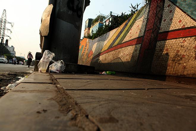 """Hình ảnh mới nhất của con đường gốm sứ lập kỉ lục Guinnesss sắp được """"đại tu"""" - hình ảnh 14"""