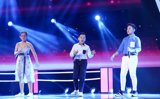 Hương Tràm nhún nhảy cuồng nhiệt, phá lệ hát cùng học trò The Voice Kids - hình ảnh 5