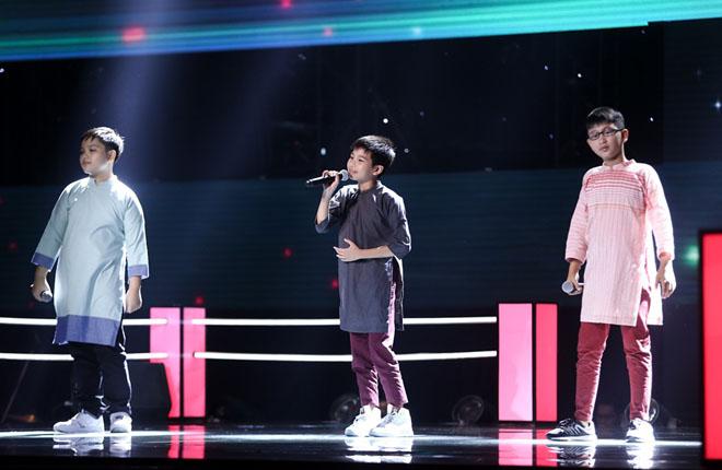 Hương Tràm nhún nhảy cuồng nhiệt, phá lệ hát cùng học trò The Voice Kids - hình ảnh 6
