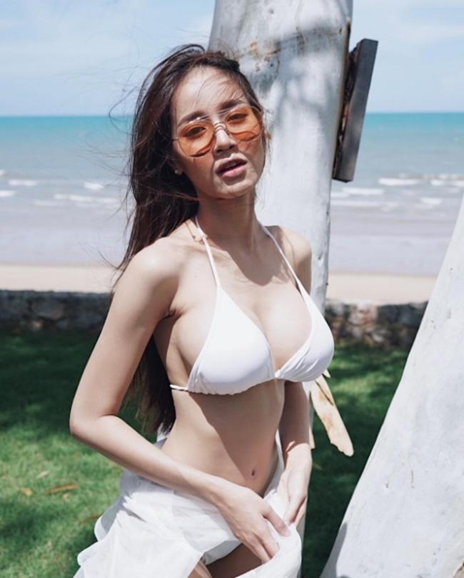 """""""Thiên thần áo trắng"""" siêu sexy mọi đàn ông Thái Lan đều khao khát - hình ảnh 5"""