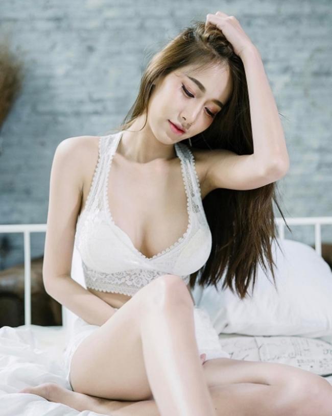 """""""Thiên thần áo trắng"""" siêu sexy mọi đàn ông Thái Lan đều khao khát - hình ảnh 8"""