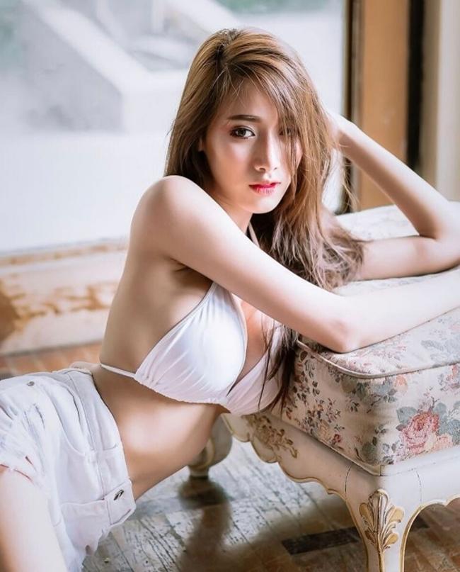 """""""Thiên thần áo trắng"""" siêu sexy mọi đàn ông Thái Lan đều khao khát - hình ảnh 9"""