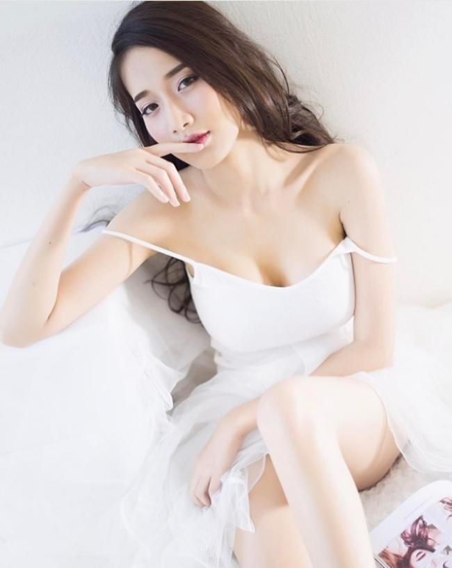 """""""Thiên thần áo trắng"""" siêu sexy mọi đàn ông Thái Lan đều khao khát - hình ảnh 12"""