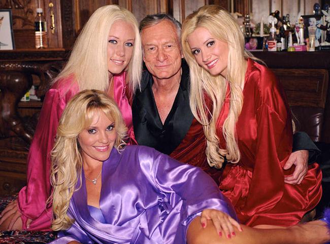 """""""Nàng thỏ"""" nóng bỏng nào nhận được thừa kế triệu đô từ ông trùm Playboy? - hình ảnh 1"""