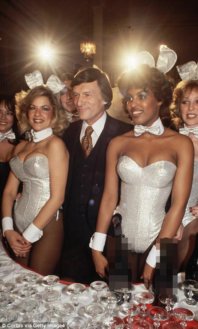 """""""Nàng thỏ"""" nóng bỏng nào nhận được thừa kế triệu đô từ ông trùm Playboy? - hình ảnh 18"""