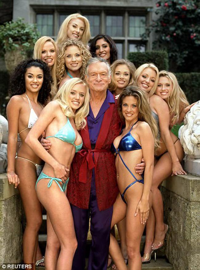 """""""Nàng thỏ"""" nóng bỏng nào nhận được thừa kế triệu đô từ ông trùm Playboy? - hình ảnh 20"""