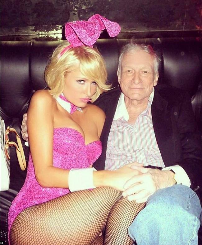 """""""Nàng thỏ"""" nóng bỏng nào nhận được thừa kế triệu đô từ ông trùm Playboy? - hình ảnh 21"""