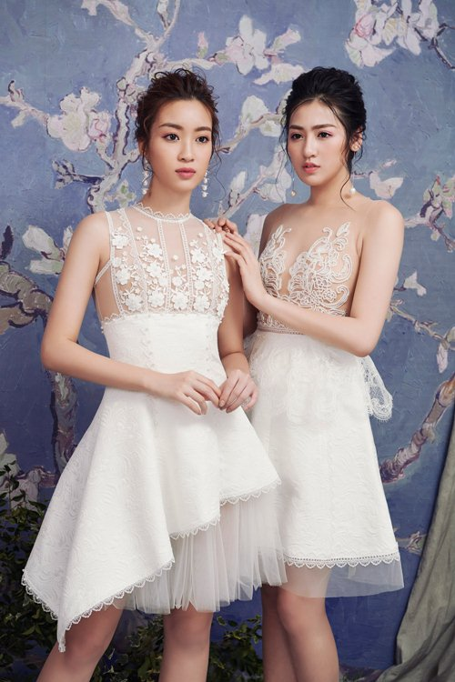 """""""Bạn gái Noo Phước Thịnh"""" diện váy mỏng tang đẹp như nàng thơ - hình ảnh 7"""