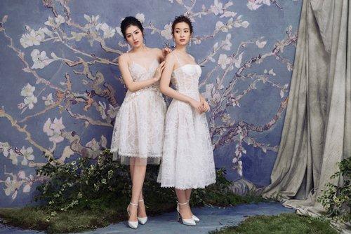 """""""Bạn gái Noo Phước Thịnh"""" diện váy mỏng tang đẹp như nàng thơ - hình ảnh 6"""