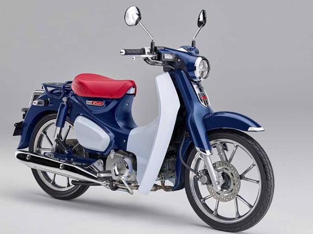 Honda Cub 125 sẽ chinh phục thị trường châu Âu