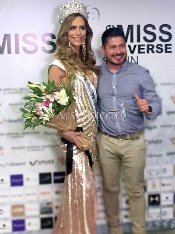 Đối thủ của H'Hen Niê tại Miss Universe 2018 là hoa hậu chuyển giới Tây Ban Nha - 1