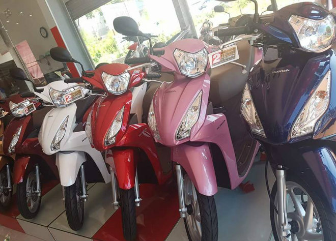Bảng giá xe máy Honda tháng 7/2018: SH, Vision sẽ còn giảm giá - 1
