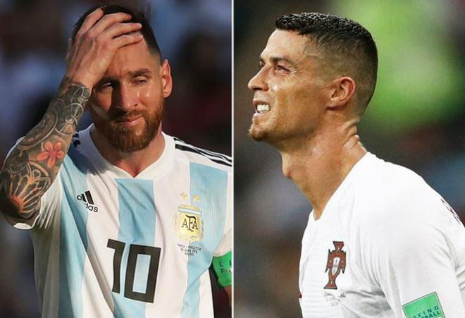 """Ronado, Messi rủ nhau """"sấp mặt"""": Tuổi 35 & 37 làm lại ở World Cup 2022? - 1"""