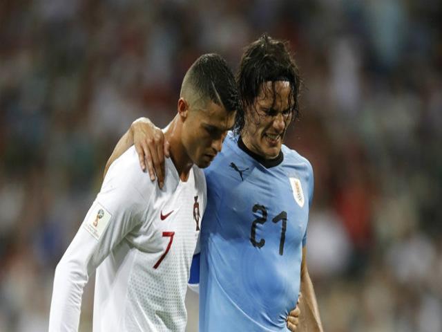 Trực tiếp tin nóng World Cup 1/7: HLV Santos không muốn Ronaldo chia tay ĐTQG