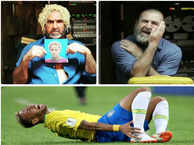 """Brazil đại chiến Mexico: Huyền thoại MU """"dạy"""" Neymar bí quyết """"vấp cỏ"""""""