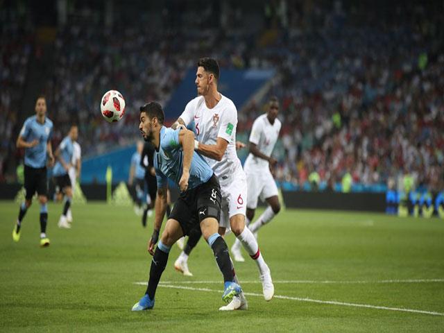Trực tiếp Uruguay - Bồ Đào Nha: Bế tắc hoàn toàn (World Cup 2018)