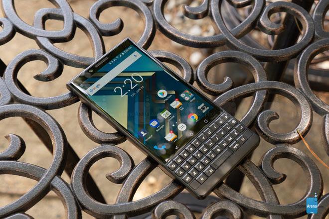 Đánh giá chi tiết BlackBerry KEY2: Ngon nhưng đắt - 1