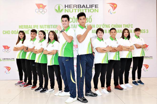 Tài trợ dinh dưỡng cho vận động viên tiêu biểu tại ASIAD và Asian Para Games 2018 - 1