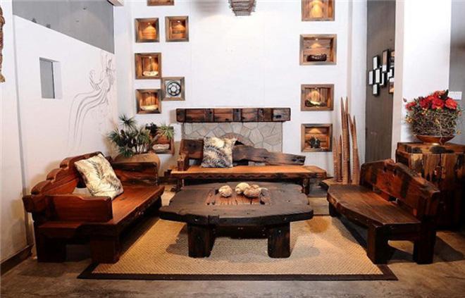 Đồ gỗ tàu thuyền – xu hướng nội thất mới - 1