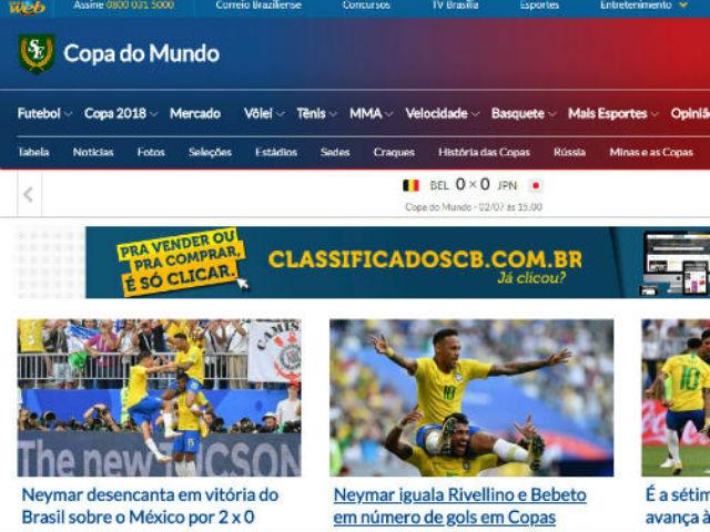 """Neymar rực rỡ, Brazil vào tứ kết World Cup: """"Báo nhà"""" nức nở siêu kỉ lục"""