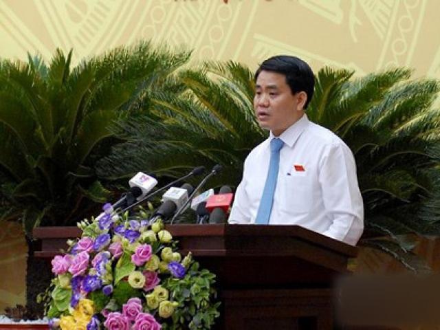 """Chủ tịch HN Nguyễn Đức Chung nói về đề xuất chia sẻ dữ liệu dân cư """"gây sóng"""" dư luận"""