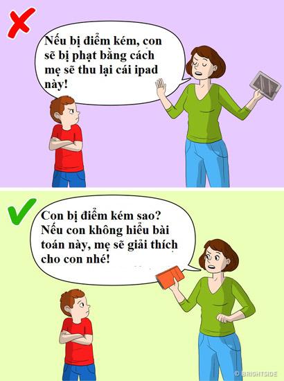 8 cách dạy sai lầm mà 90% bố mẹ Việt mắc phải gây hại tương lai của con - 6