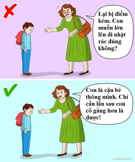 8 cách dạy sai lầm mà 90% bố mẹ Việt mắc phải gây hại tương lai của con - 4