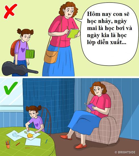 8 cách dạy sai lầm mà 90% bố mẹ Việt mắc phải gây hại tương lai của con - 7