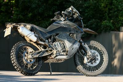 "Tận mắt KTM 790 Adventure R Prototype ""bằng da bằng thịt"" - 1"