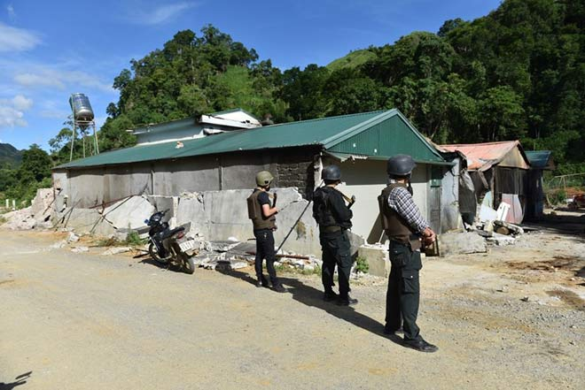 Nóng 24h qua: Những tình tiết chưa từng công bố vụ tiêu diệt 2 trùm ma túy ở Lóng Luông - 1