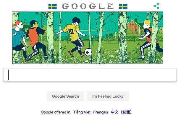 """Google: Việt Nam xếp thứ 3 thế giới về độ """"cuồng"""" World Cup 2018 - 1"""