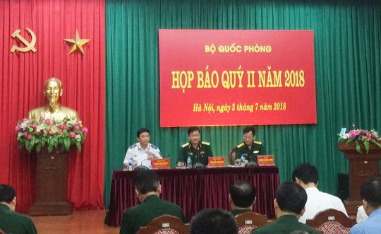 Cảnh sát biển nói gì về thông tin tàu hải cảnh Trung Quốc trang bị pháo hơn 76 ly? - 1
