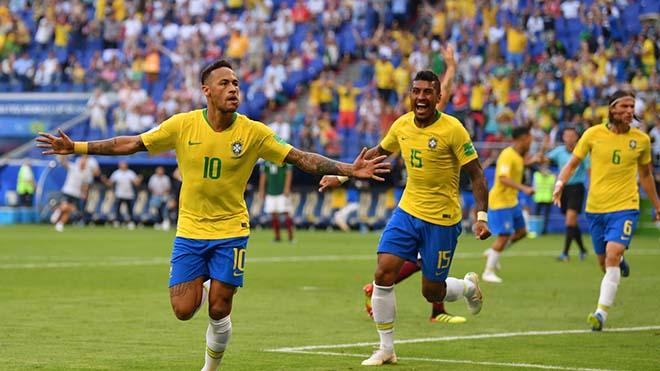 """Bàng hoàng World Cup: Real mua """"ông trùm"""" Neymar 7 năm, giá 310 triệu euro - 1"""