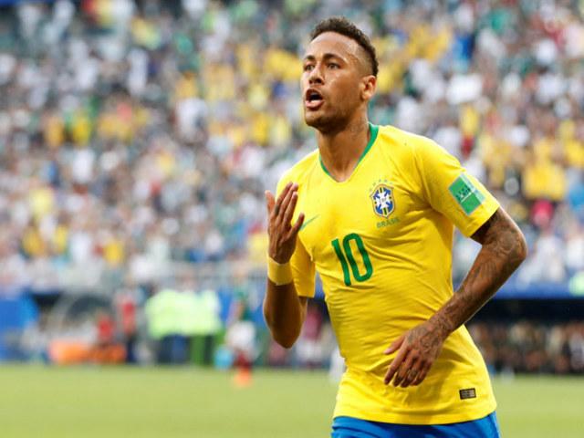 """Brazil hạ Mexico: """"Ông trùm"""" Neymar thăng hoa mơ ngai vàng World Cup"""