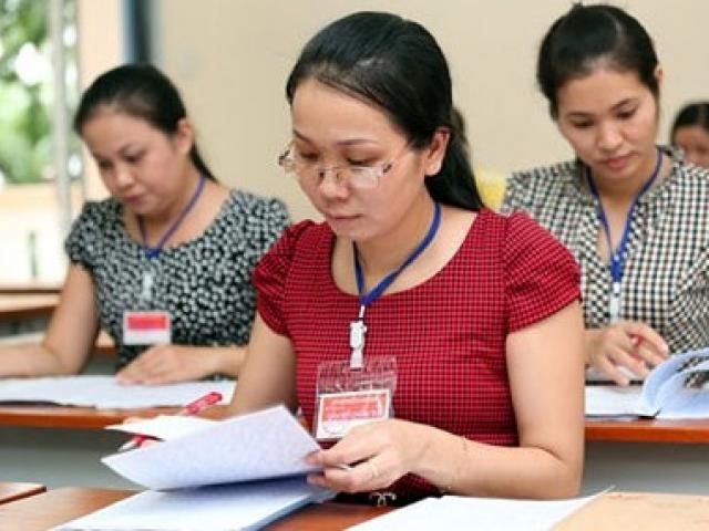 Chấm thi THPT quốc gia môn Ngữ Văn: Vì sao xuất hiện bài thi bị điểm liệt?