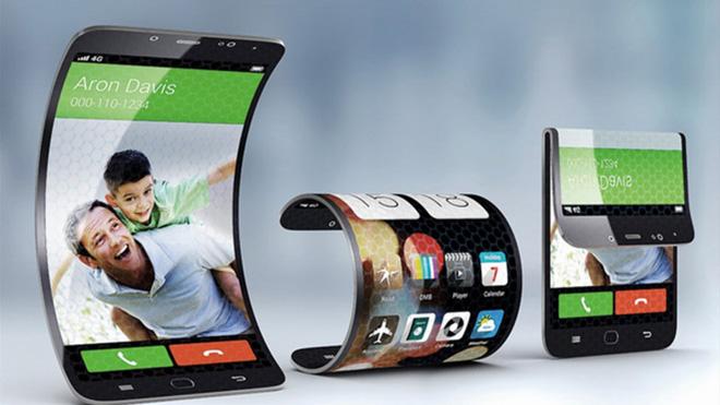 Galaxy X cuộn lại có thể sử dụng giải pháp thông minh cho thông báo - 1