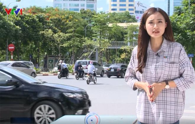 """MC thời tiết VTV đẹp như hoa hậu """"gây choáng"""" với quá khứ không ai ngờ - 1"""
